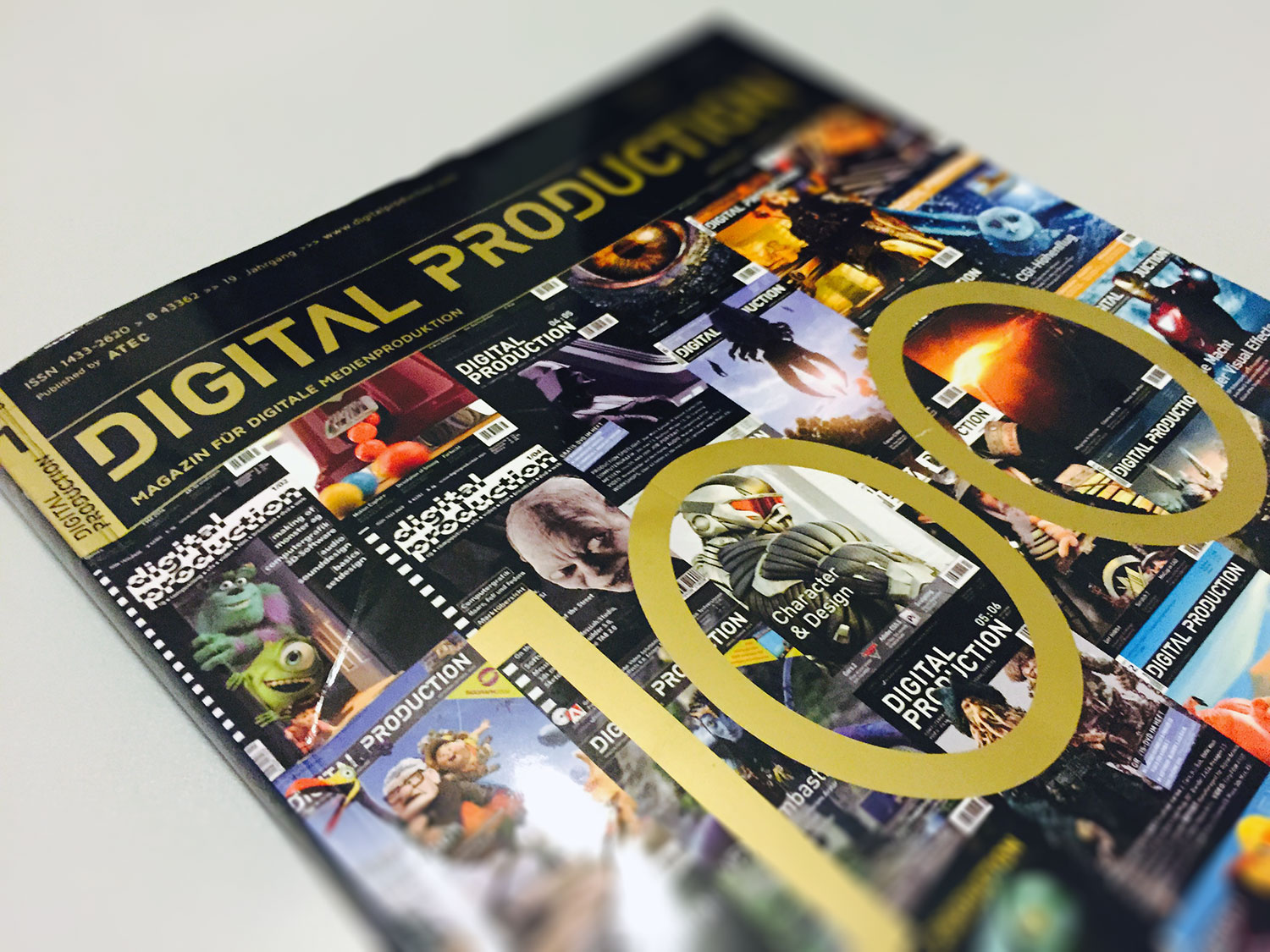 100 Digital Production Ausgabe vom 01.2015