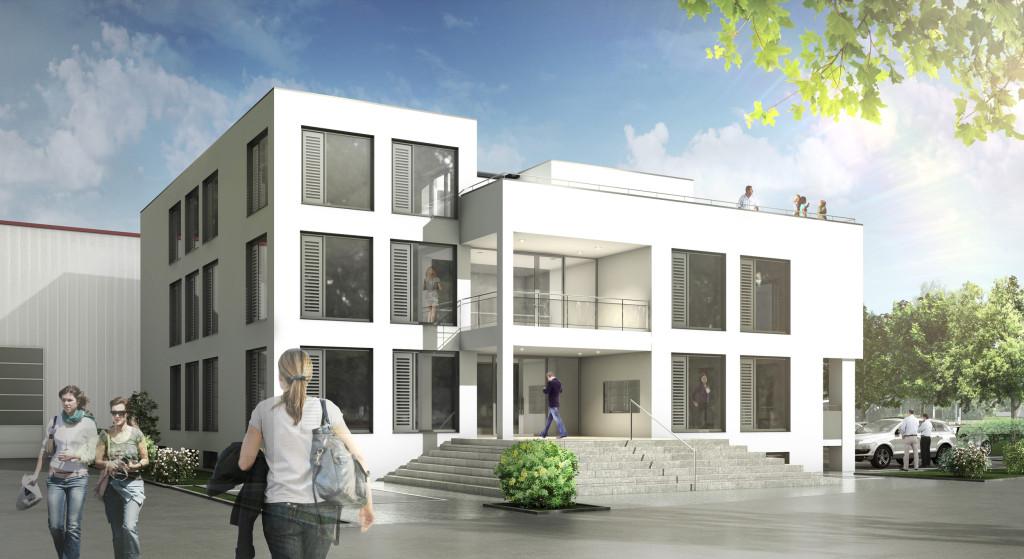 Office House Projektentwicklung