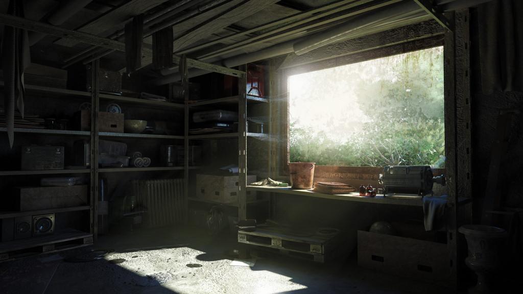 My Fathers Garage