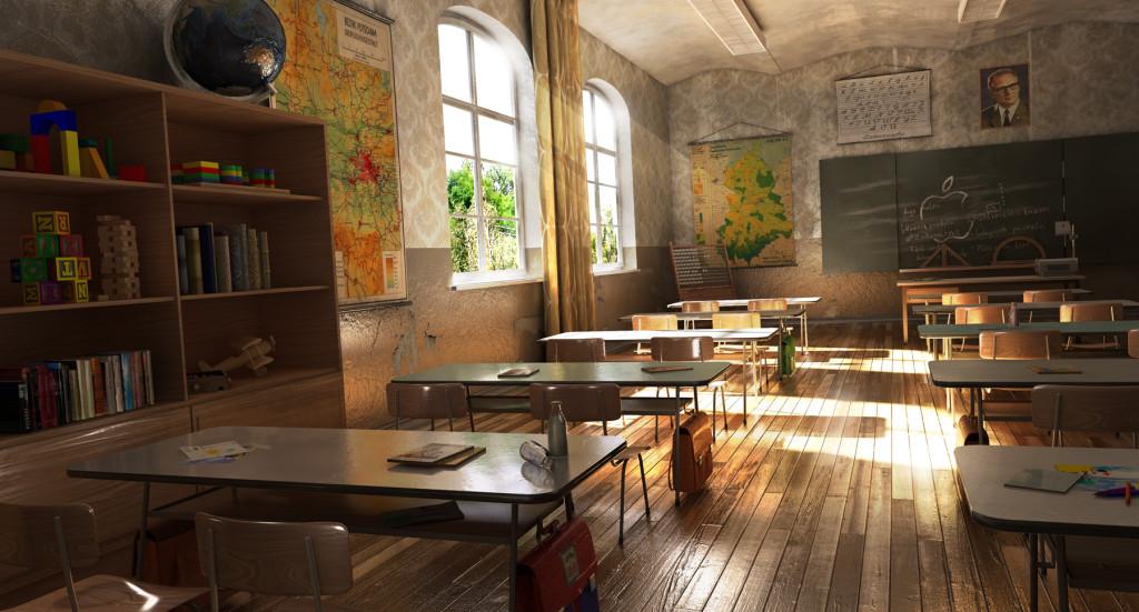 mein Klassenzimmer