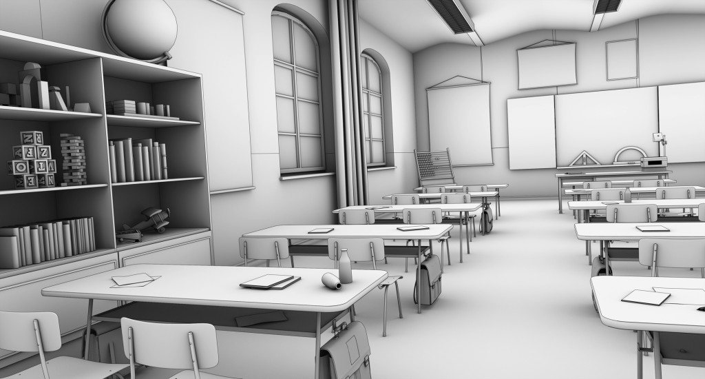 mein Klassenzimmer AO