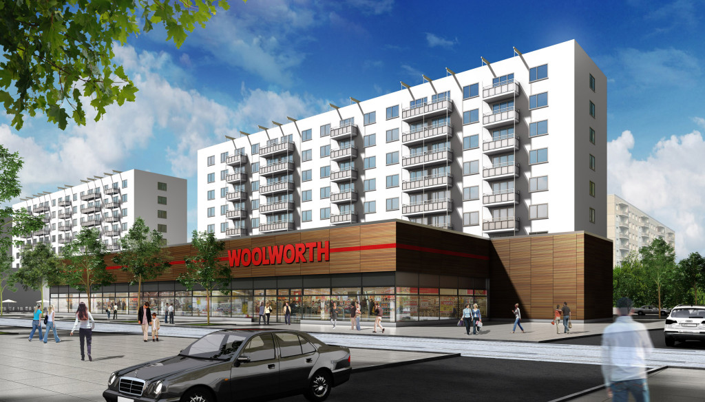 Woolworth in Magdeburg