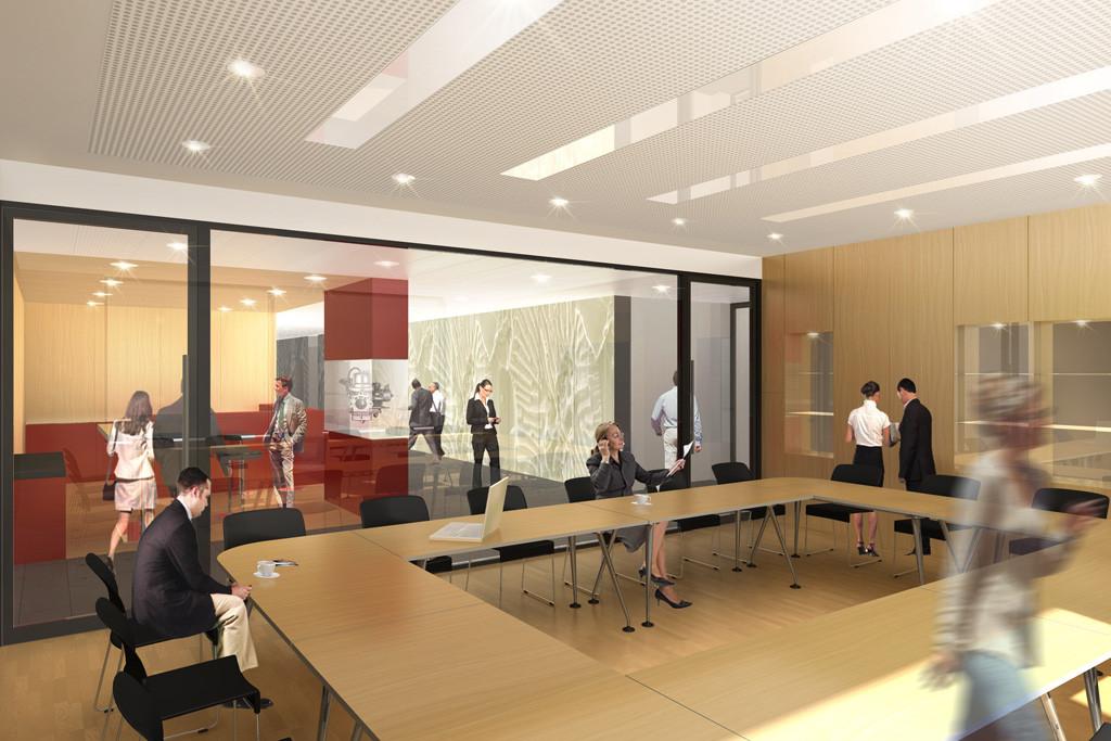 Office Besprechungsraum in London
