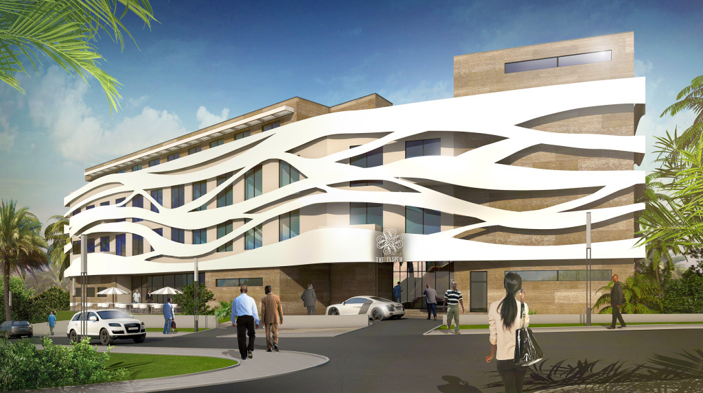 The Jasper Hotel - Projektentwicklung