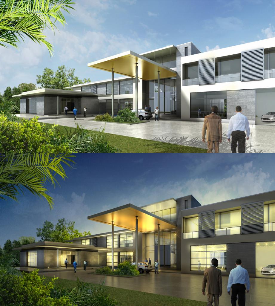 Villa in Abuja - Nigeria