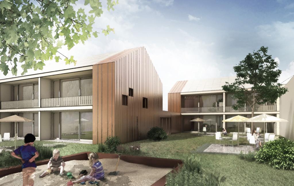Wettbewerb Einfamilienhaus