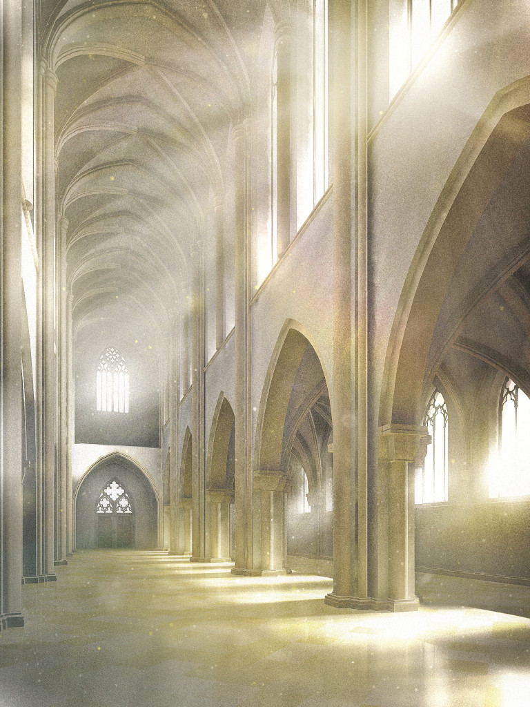 Magdeburger Dom Lighting