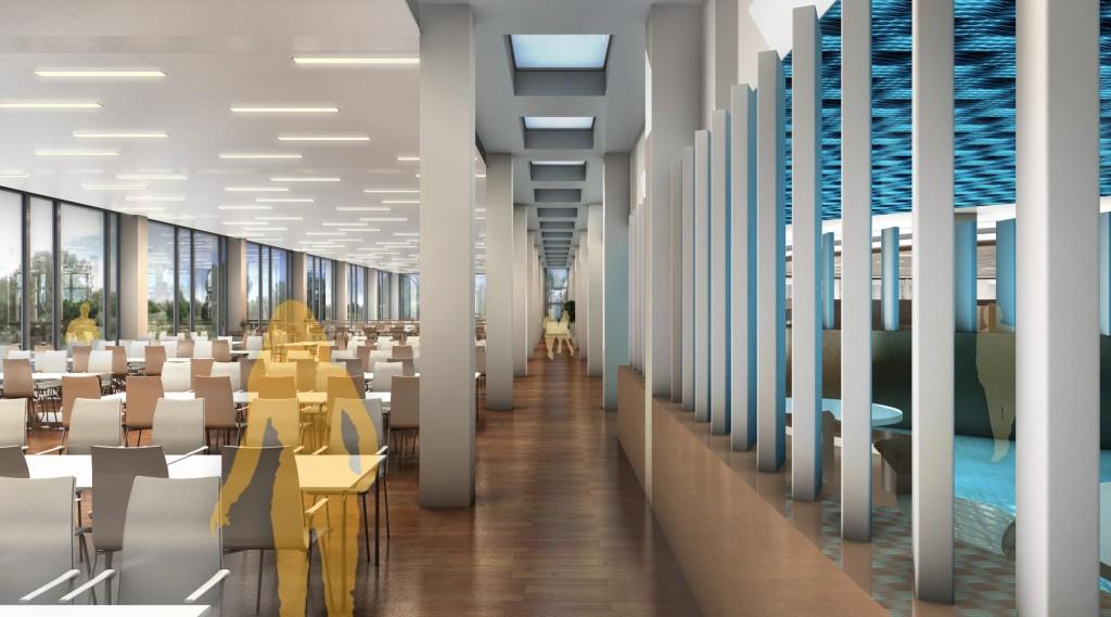Kantine Bosch Projektentwicklung
