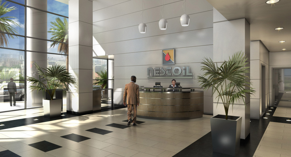Foyer Nestoil in Abuja Afrika