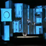3D Visualisierung | 3D Animation - Videomapping Projektion- Hannover Messe 08-2011