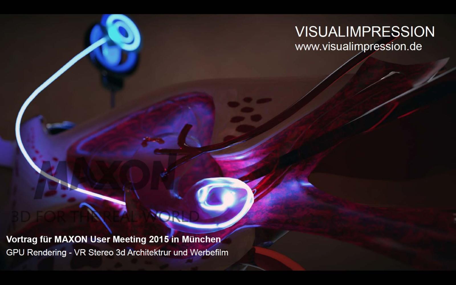 MAXON-User-Meeting-2015-München-GPU-Rendering-VR-Stereo-3D-Architektur-und-Werbefilm