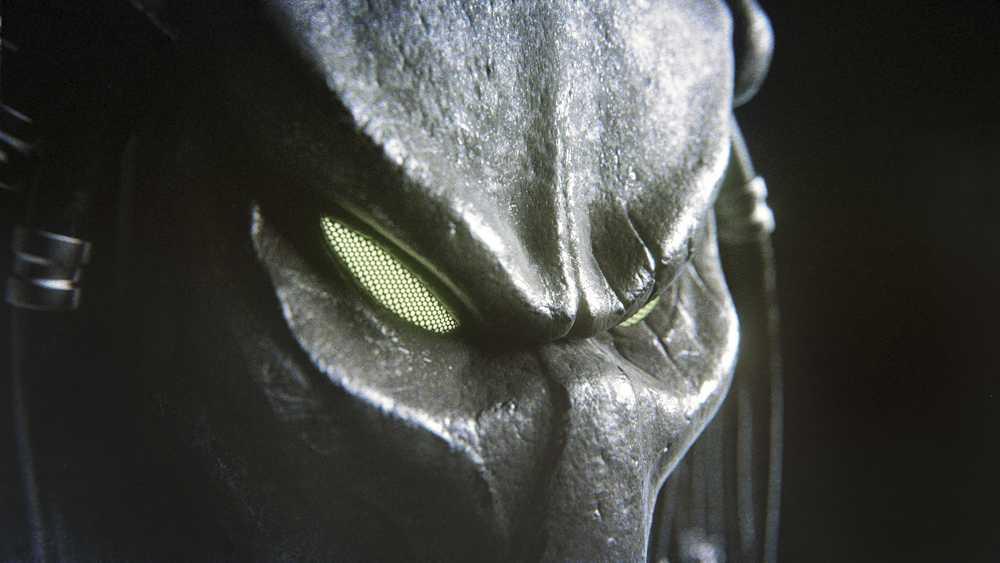 Predator Close Up - Illustration Artwork