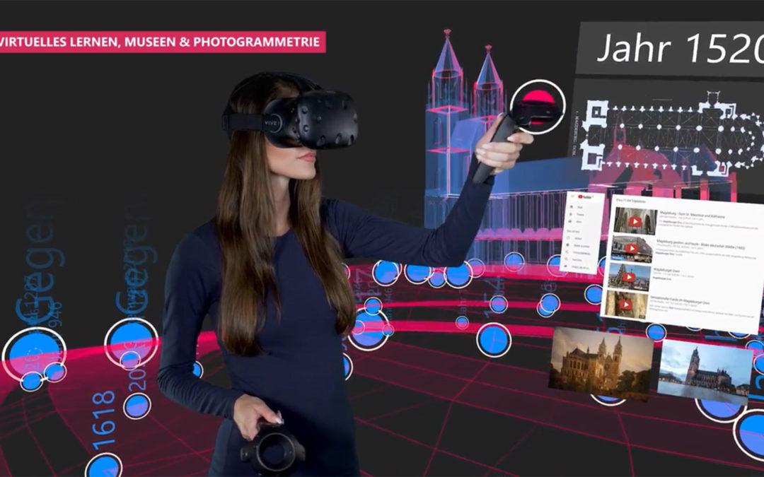 Vortrag Virtuelle Realität im Immobilienforum