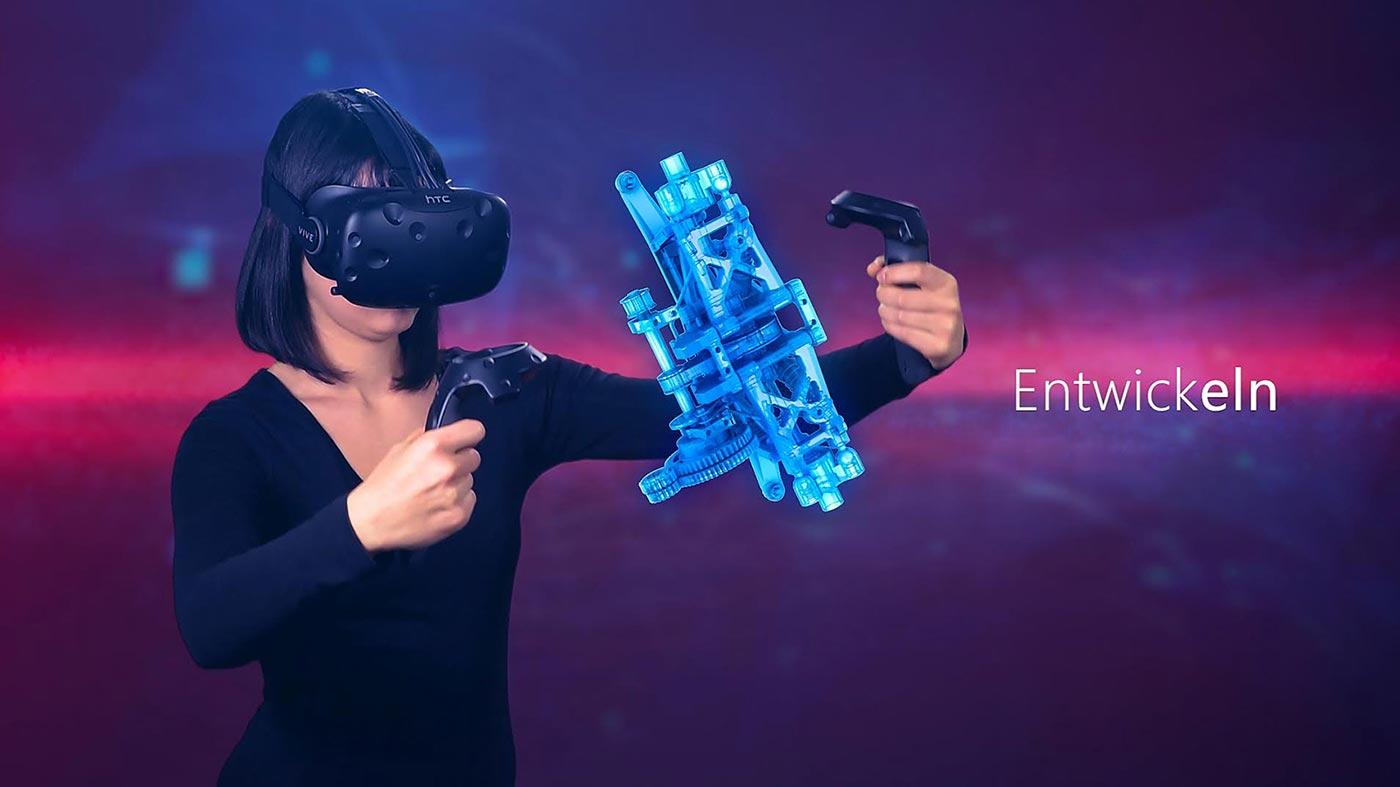 Trailer Virtuelle Realität 360° Stereo 3D