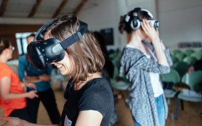 Erste Virtual Reality Konferenz in Sachsen-Anhalt