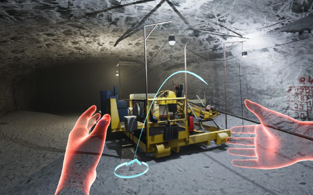 Virtual Reality in der Ausbildung von K+S Zielitz