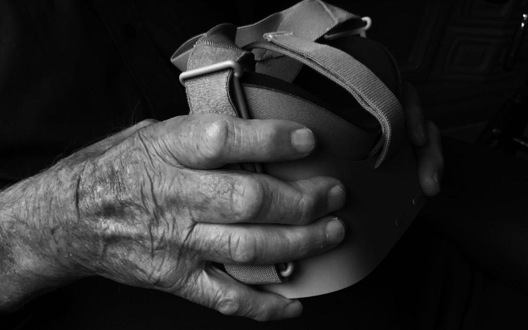 360° Video Spaziergänge für demente und altersschwache Menschen
