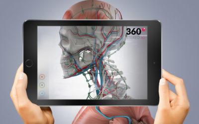 Veröffentlichung ARBody Augmented Reality Anatomie App