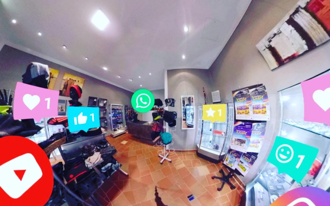 Volksstimme Artikel – Läden in der Digitalwelt eröffnen